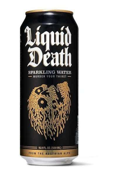 Liquid Death Sparkling Water