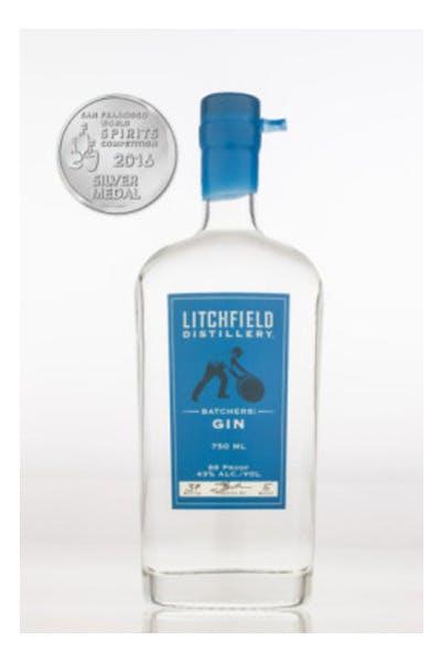 Litchfield Distillery Batcher's Gin