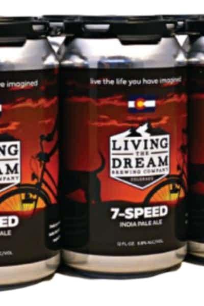 Living The Dream 7 Speed IPA