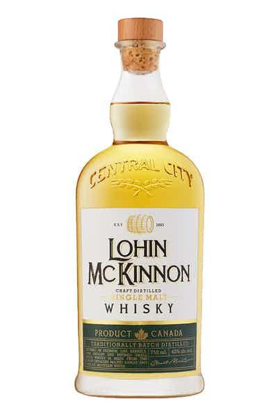 Lohin Mckinnon Single Malt Whiskey
