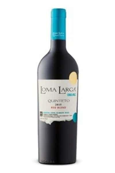 Loma Larga Quinteto Red Blend