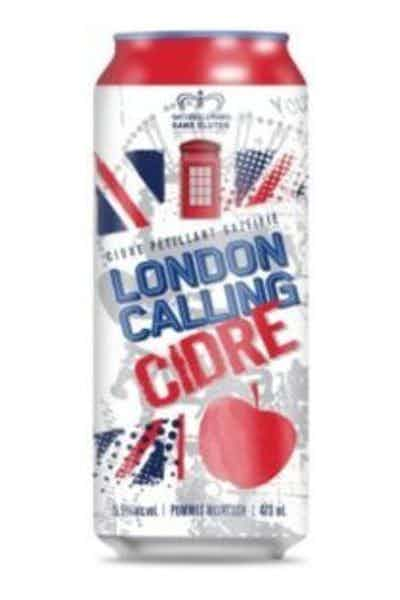 London Calling Cidre