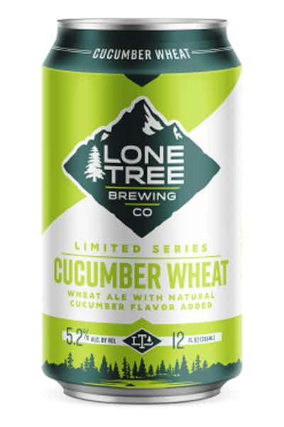 Lone Tree Brewing Company -  Cucumber Wheat