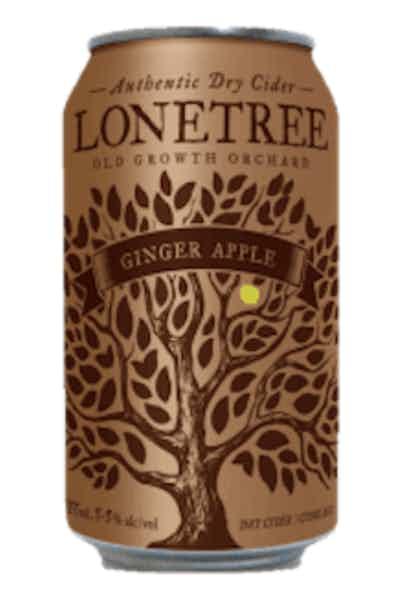 Lonetree Apple Ginger Cider