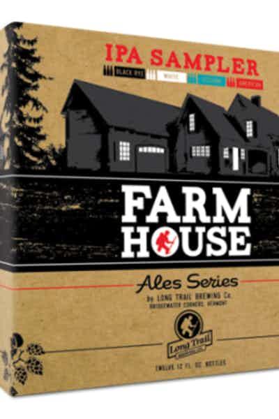 Long Trail Farmhouse IPA Sampler