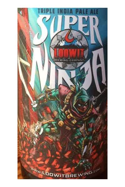 Loowit Super Ninja Triple IPA