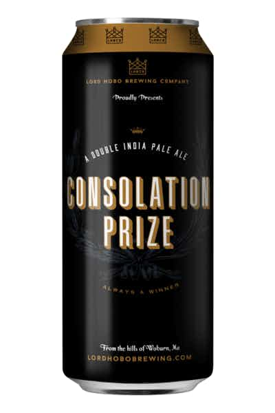 Lord Hobo Consolation Prize Double IPA