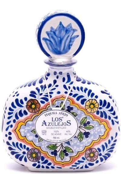 Los Azulejos Tequila Anejo