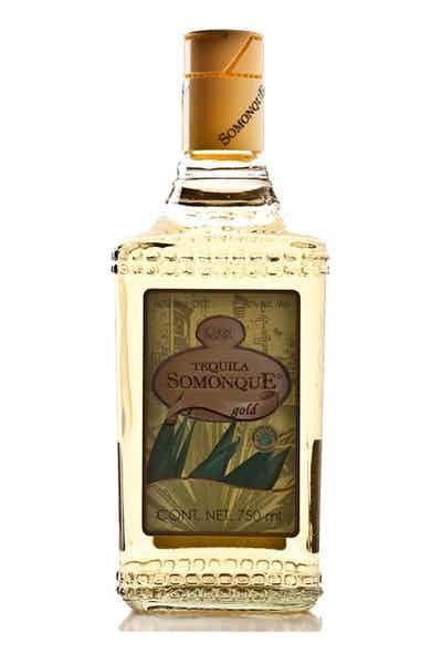 Los Generales Gold Tequila