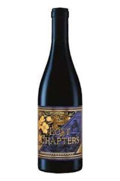 The Lost Chapters Napa Petite Sirah
