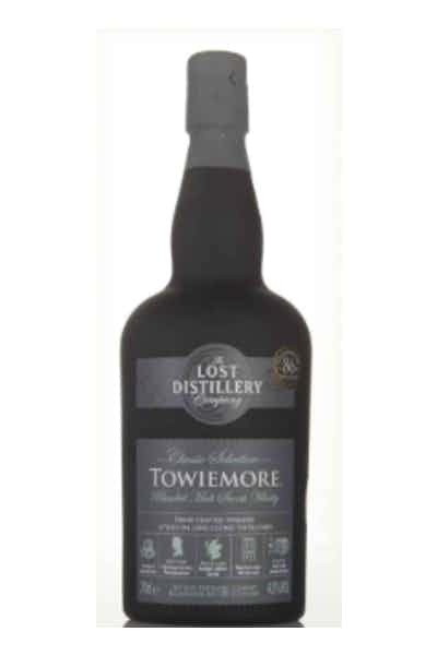 Lost Distillery Towiemore Scotch