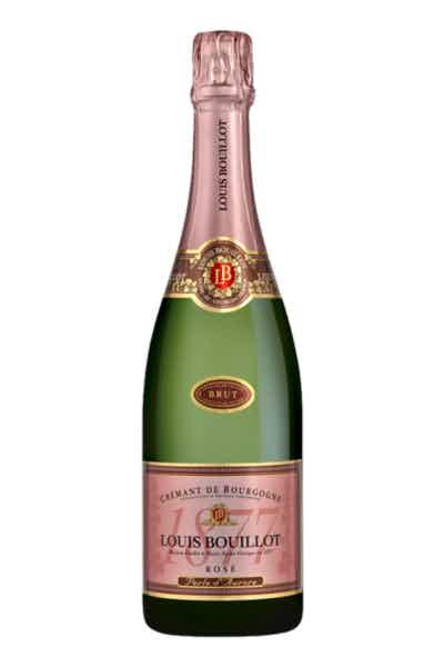 Louis Bouillot Perle D'aurore Brut Rose