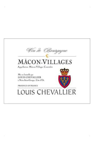 Louis Chevalier Macon-Villages