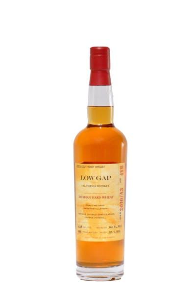 Low Gap 4 YR Wheat Whiskey