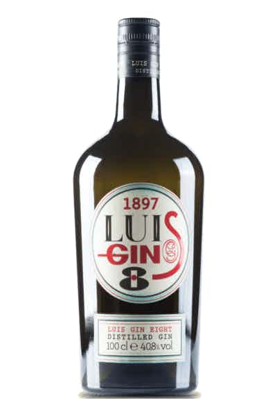Luis 8 Gin