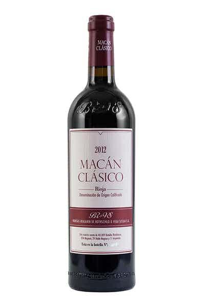 Macan Classico Rioja 2012