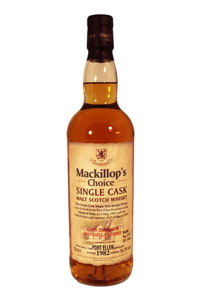 Mackillop's Choice Single Cask