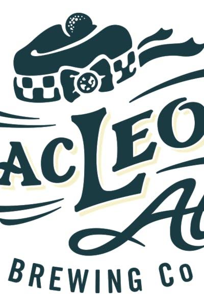 Macleod Leaving For El Paso American Cream Ale