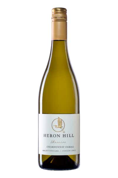 Heron Hill Macri Vineyard Chardonnay Oaked
