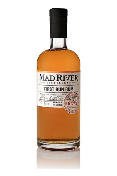 Mad River First Run Rum