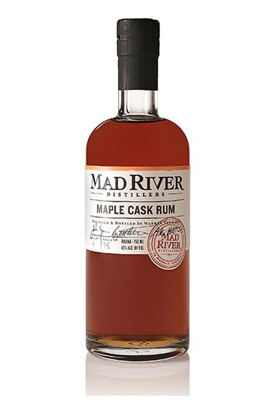 Mad River Maple Cask Rum