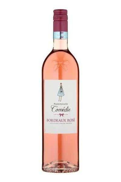 Mademoiselle Comedie Bordeaux Rosé