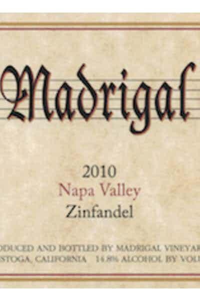 Madrigal Zinfandel