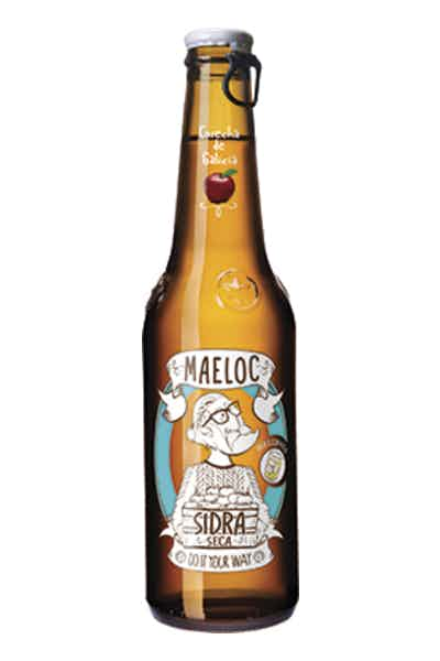Maeloc Dry Apple Cider