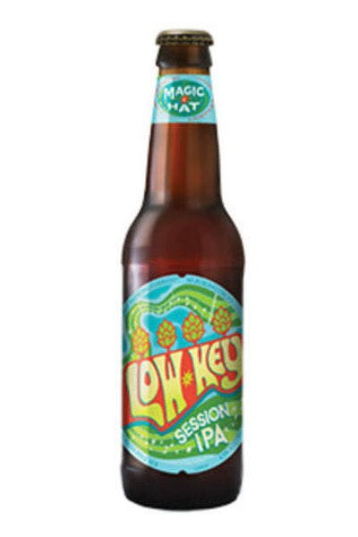 Magic Hat Low Key Session IPA [DISCONTINUED]