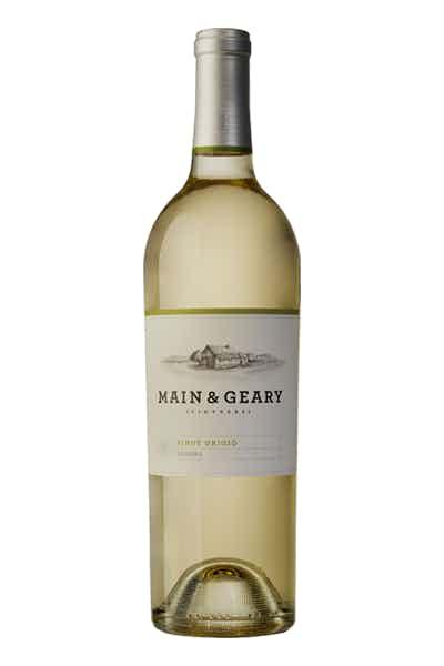 Main & Geary Pinot Grigio