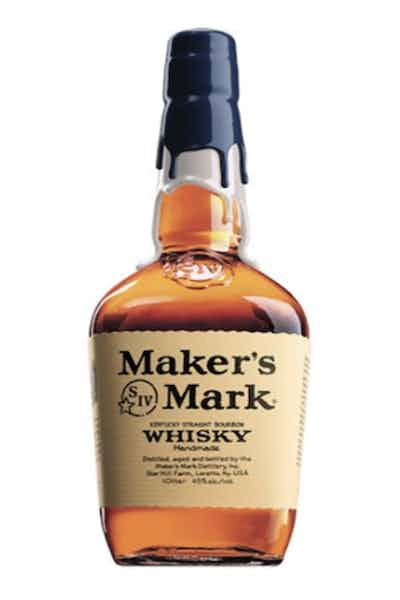 Maker's Mark Bourbon Whisky Yankees Edition Double Dip