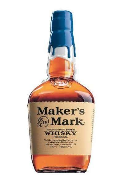 Maker's Mark Los Angeles Dodgers Blue And White Limited Edition