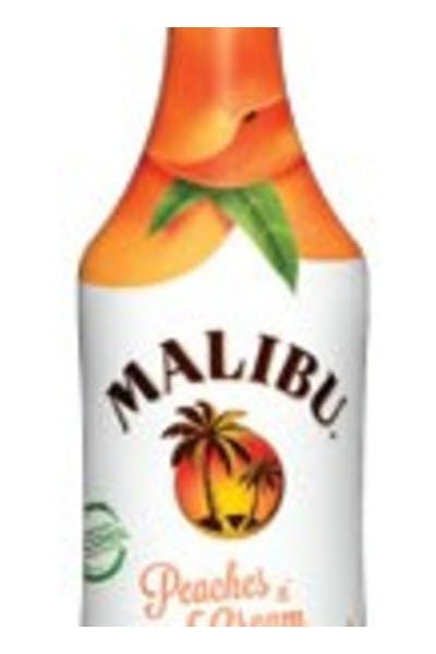Malibu Peaches And Cream Rum