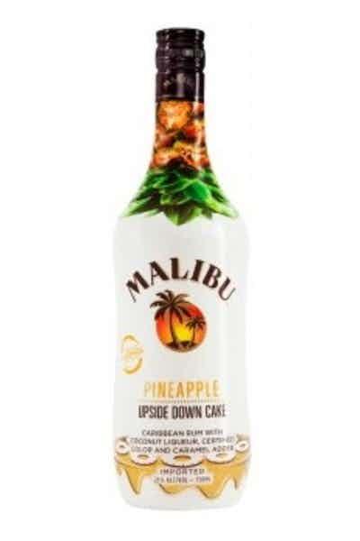 Malibu Pineapple Upside Down Cake Rum