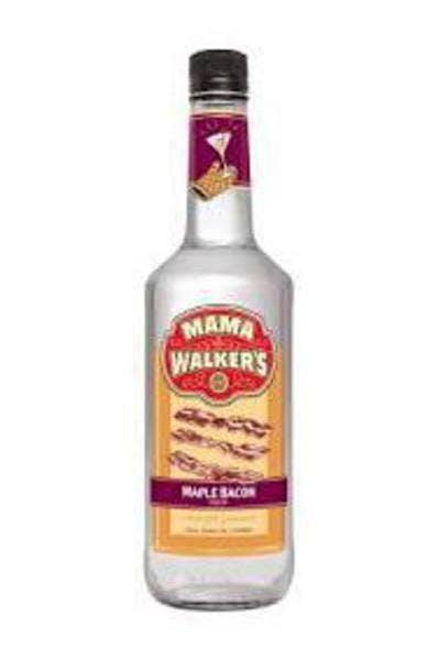 Mama Walker's Maple Bacon Liqueur
