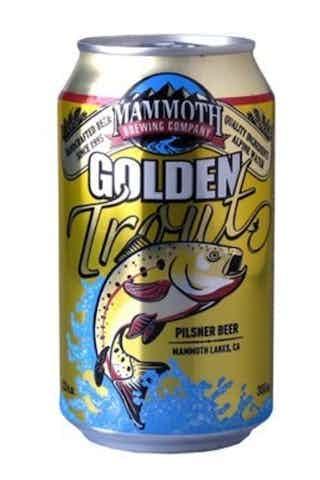 Mammoth Golden Trout Pilsner