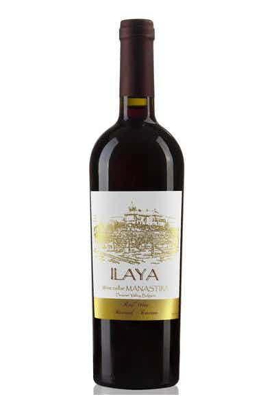 Manastira Winery ILAYA Reserve Dry Red Wine