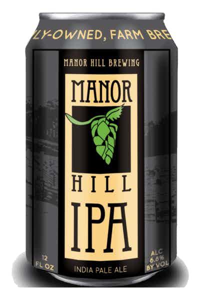 Manor Hill IPA
