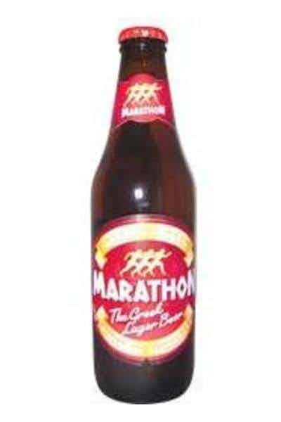 Marathon Greek Lager