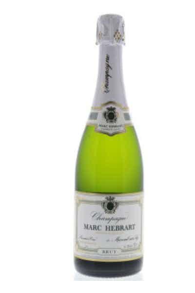 Marc Hebrart Champagne Brut cuvee Reserve