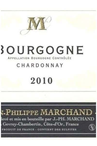 Marchand Bourgogne Chardonnay