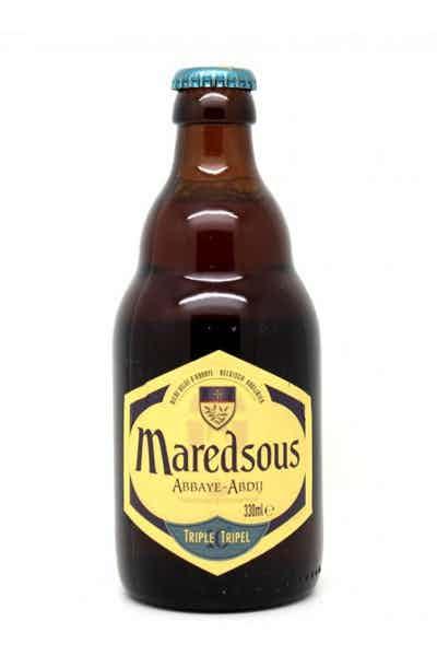 Maredsous Triple Ale 10