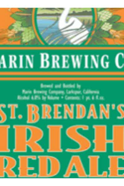 Marin Brewing St. Brendan's Irish Red Ale