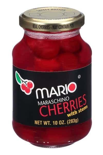 Mario Maraschino Cherries