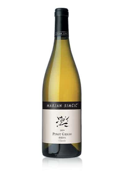 Marjan Simcic Pinot Grigio