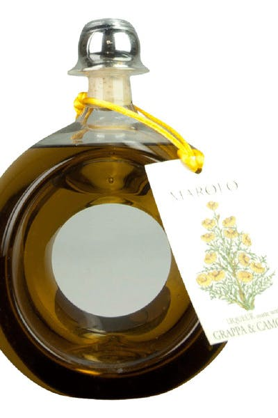 Marolo Camomile Grappa Hole Decanter