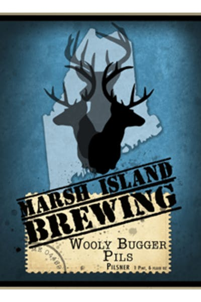 Marsh Island Wooly Bugger Pils
