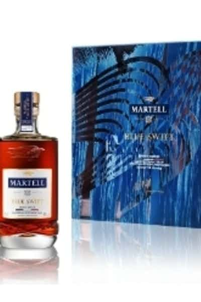 Martell Blue Swift With Cup