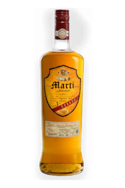 Marti Estate Strength Rum