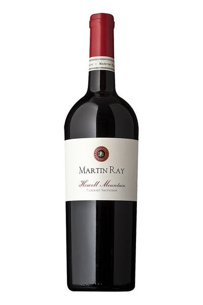 Martin Ray Cabernet Sauvignon Howell Mountain 2011